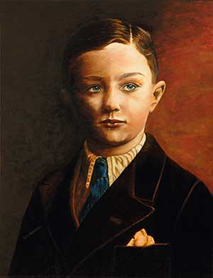Portrait of the Patron's Father as a Boy